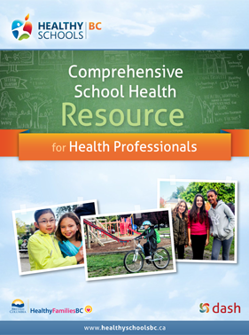 Resource for Health Professional Screen Shot