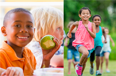 Healthy Habits in the Classroom, School and School Community