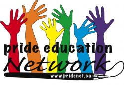 Pride Education Network logo
