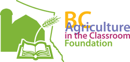 BC Agriculture in the Classroom Foundation logo