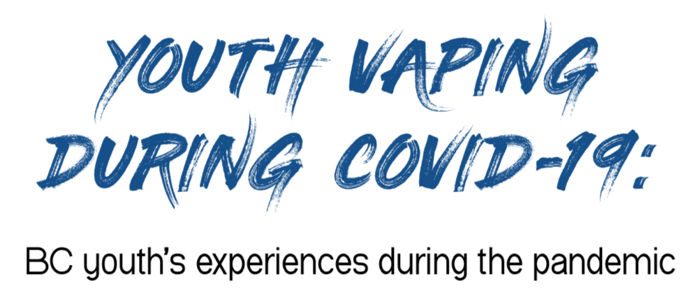 Youth Vaping During COVID-19