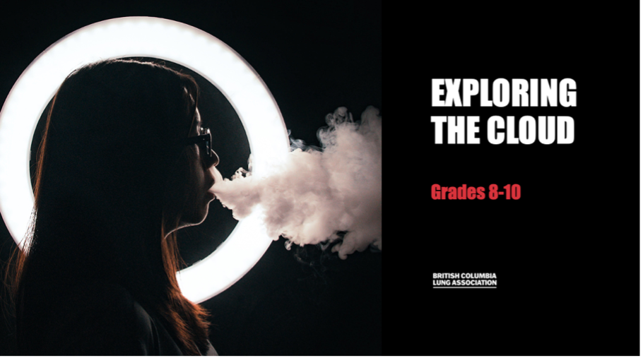 New Vaping Toolkit from BC Lung Association